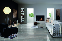 #Cerim's #Timeless range, in #Eramosa, large format tile. On display at our #Preston and #Bolton showrooms.
