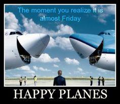 #aviationhumor #happyplanes #thursdaythoughts #almostfriday