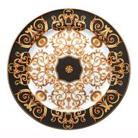 Rosenthal Versace 20 Years Plate Collection Wall Plate 'Barocco' 30 cm