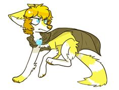 Litho Re-redesign omg... by lupisvulpes on DeviantArt