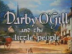 "From Walt Disney's Darby O'Gill and the Little People (1959). Sean Connery singing ""Pretty Irish Girl"". With opening and closing credits. #ConneryDay"
