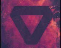 Futurized Fears Flyer by Iulian Balinisteanu, via Behance