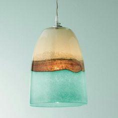 Beach colored pendants!