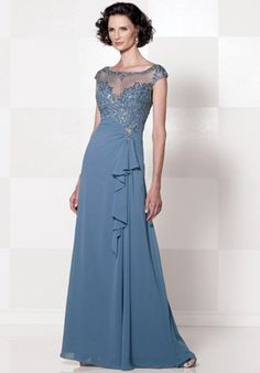 Cameron Blake 114661 Mother Of The Bride Dress - The Knot