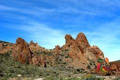 ROQUE DEL AGUA  #teide #tenerife #trekking #hike #hiking #senderismo #WeAreAlive