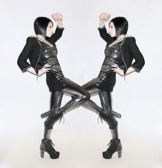 THESE BOOTS. They're two hundred bucks, but UNF.