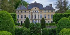 Catherine Deneuve's Château Could Be Yours  -  The French actress puts her Normandy castle (moat included!) on the market.