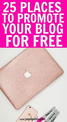 Increase your blog traffic with these 24 totally free places to promote your blog. Blog post sharing sites that you can submit your site for free and grow your audience. Increase your site traffic from social media and search engines with these awesome blogging tips and tricks. #list #marketing #socialmediamarketing #SMM #tips #free