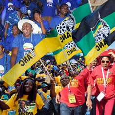 Election Promotional Items for South Africa, Printed T Shirts and Caps - Show support for your political party! ANC, DA, COPE, EFF