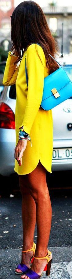 Pop Yellow long sleeve Dress with High Heels | Str...   https://m.youtube.com/channel/UCMY6BGCwjz6ti5Y1viFo-TA