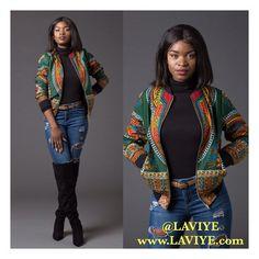 Blouson africain blouson Dashiki africain veste veste