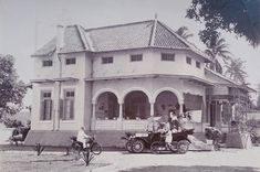 Great grandparents Dutch East Indies 1919 (Kediri, Java)