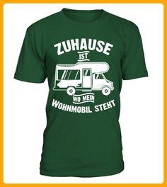 Camper Camping Wohnwagen Wohnmobil - Shirts für zelter (*Partner-Link)