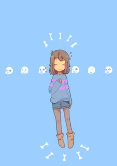 Frisk Undertale This is so cute (pun below) Some one asked ...