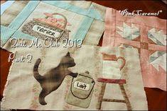 Pink Caramel: Quilt Me Club 2013 part 2