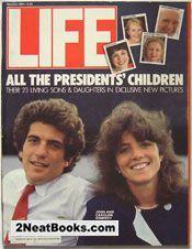 Life Magazine November 1984 - John and Caroline Kennedy
