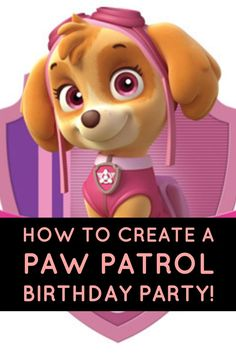 Paw Patrol is such a fun and easy party to put together! From dog bowls to Scooby Snacks, there are plenty of ideas online and products…here's how to do it for under $150!