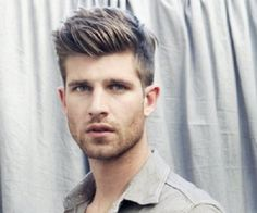 short hairstyle for long face men | Women Hairstyles Ideas