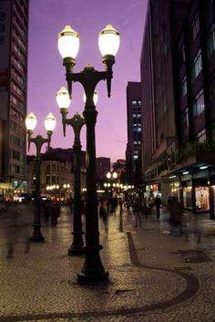 Rua 15 de Novembro, centro - Curitiba/Paraná