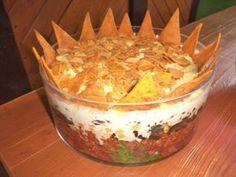 Najlepsza sałatka na imprezę Mashed Potatoes, Pudding, Cheese, Ethnic Recipes, Desserts, Food, Meal, Custard Pudding, Deserts