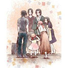 kawaiii, In love with this picture!!! - #sasusaku #uchihasasuke #harunosakura…
