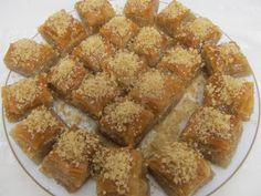 Uno de los dulces turcos más deliciosos