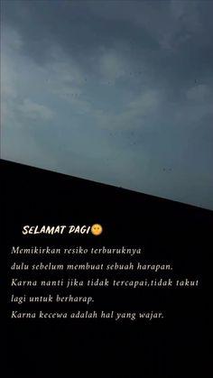Quotes Rindu, Rain Quotes, Tumblr Quotes, Book Quotes, Funny Quotes, Quotes Galau, Reminder Quotes, Quotes Indonesia, Muslim Quotes