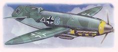 Hütter Hü 136 (Stubo 2) images from: Die Luftwaffe: Projekte der Deutschen Luftrüstung