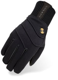 The Extreme Winter glove was designed for riding in the coldest weather conditions. Considered by many riders as the warmest riding glove they have ever worn. The Extreme Winter glove is made with all waterproof materials, 3M Thinsulate insulation and Polar Fleece liner making this one of the warmest riding gloves available.