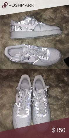 3607d5fb4e4a0 Spotted while shopping on Poshmark  Men Size 13 Air Force 1  w  Camo