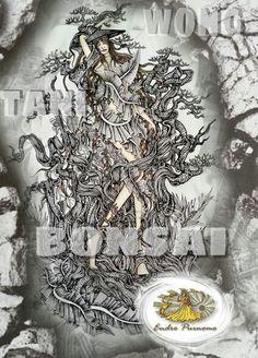 Wong tani bonsai batu