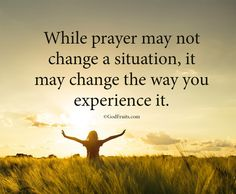 """Prayer always brings you closer to the Lord. """"The Lord is near to all who call on him, to all who call on him in truth."""" Psalm 145:18"""