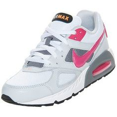 Nike Womens Air Max IVO WhitePinkGrey Running Shoes US 75 *** Read more at the image link. (This is an affiliate link)