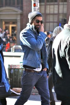 relaxed street style...
