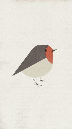 Bird - hoe mooi deze in 't groot aan de muur in onze slaapkamer in Italy