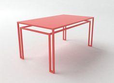Tà table by Mork Design