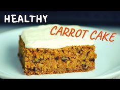 Healthy Oatmeal Carrot Cake - YouTube