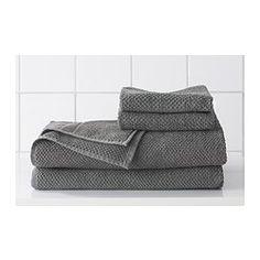 FRÄJEN Håndkle - 40x70 cm - IKEA. Dette settet til badet