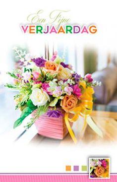 22 Beste Afbeeldingen Van Verjaardagskaarten Bloemen Voor