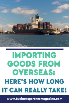 Importing goods from overseas – otherwise known as global sourcing – is important for any business. It allows you to sell new products – especially those that are not available in Australia. #importinggoods #shipping
