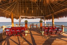 Azul Fives Hotel  The Pier #MeetingSpaces #Wedding #WeddingLocation #KarismaExperience