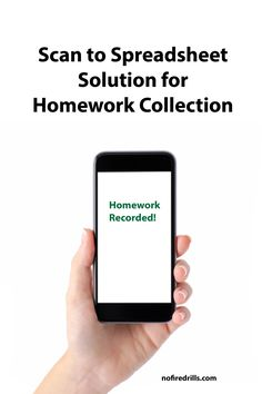Got the Homework Blues It's time for Back to School organization! One thing I absolutely hate doing is collecting homework. See my earlier post here: No HW assignments for Can it be done? Assuming you assign… - SCHOOL ORGANIZATION Back To School Organization, Teacher Organization, Teacher Tools, Teacher Hacks, Best Teacher, Teacher Resources, Teacher Stuff, Organizing, Math Hacks