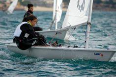 ESPAÑA: Campeonato de Catalunya de Laser 4.7