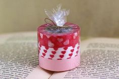Red Heart Japanese Paper Washi by PrettyTape, $8.50