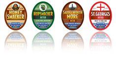 Saddleworth Brewery - St. George's Bitter
