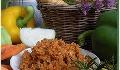 Zeleninová směs nejen do polévek