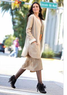 Kabát s hrejivou podšívkou #Modinosk #kabát