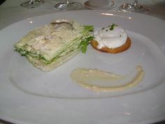 Caesar Salad at Le Cirque!