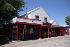 Morgan's Store and Post Office, Ellsworth