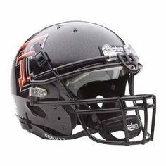 Texas Tech Red Raiders football game helmet